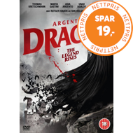 Produktbilde for Argento's Dracula: The Legend Rises (UK-import) (DVD)