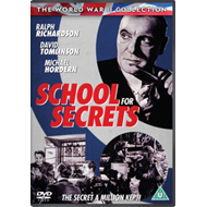 Produktbilde for School For Secrets (UK-import) (DVD)