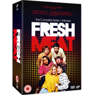 Fresh Meat: The Complete Series 1-4 (UK-import) (DVD)