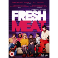 Fresh Meat: Series 4 (UK-import) (DVD)