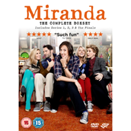 Miranda: Complete Collection (UK-import) (DVD)