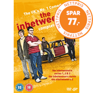 Produktbilde for The Inbetweeners: Complete Collection (UK-import) (DVD)