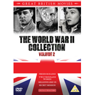 World War II Collection: Volume 2 (UK-import) (DVD)
