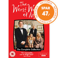 Produktbilde for The Worst Week Of My Life: Complete Collection (UK-import) (DVD)