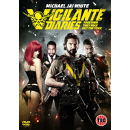 Produktbilde for The Vigilante Diaries (UK-import) (DVD)