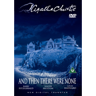 Produktbilde for And Then There Were None (UK-import) (DVD)