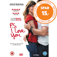 Produktbilde for P.S. I Love You (UK-import) (DVD)