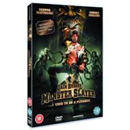 Jack Brooks - Monster Slayer (UK-import) (DVD)