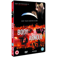 Produktbilde for Body Armour (UK-import) (DVD)