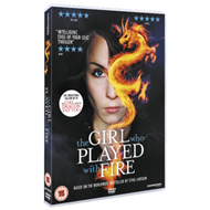 Girl Who Played With Fire (UK-import) (DVD)