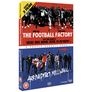 Football Factory/Arrivederci Millwall (UK-import) (DVD)