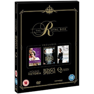 King's Speech/The Queen/The Young Victoria (UK-import) (DVD)
