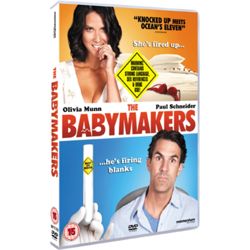 The Babymakers (UK-import) (DVD)