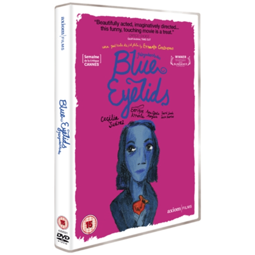 Blue Eyelids (UK-import) (DVD)