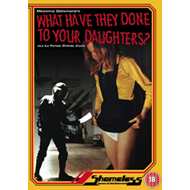 Produktbilde for What Have They Done To Your Daughters? (UK-import) (DVD)