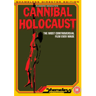 Cannibal Holocaust: Ruggero Deodato's New Edit (UK-import) (DVD)