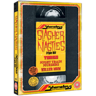Produktbilde for Shameless Slasher Nasties (UK-import) (DVD)