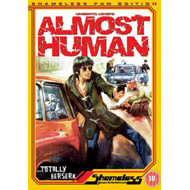 Produktbilde for Almost Human (UK-import) (DVD)