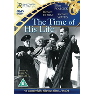 Produktbilde for The Time Of His Life (UK-import) (DVD)