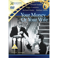 Produktbilde for Your Money Or Your Wife (UK-import) (DVD)