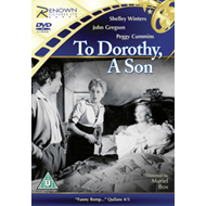 To Dorothy, A Son (UK-import) (DVD)