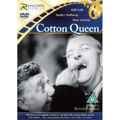 Cotton Queen (UK-import) (DVD)
