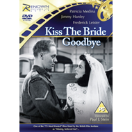 Kiss The Bride Goodbye (UK-import) (DVD)