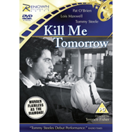 Kill Me Tomorrow (UK-import) (DVD)