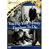 You Pay Your Money/Freedom To Die (UK-import) (DVD)