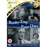 Produktbilde for Booby Trap/Four Days (UK-import) (DVD)