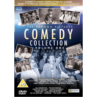Produktbilde for The Renown Pictures Comedy Collection: Volume 1 (UK-import) (DVD)