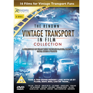 Renown Vintage Transport In Film Collection (UK-import) (DVD)