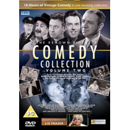 Produktbilde for The Renown Pictures Comedy Collection: Volume 2 (UK-import) (DVD)