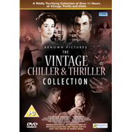Produktbilde for The Vintage Chiller & Thriller Collection (UK-import) (DVD)