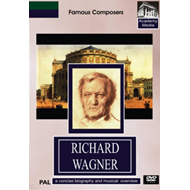Famous Composers: Wagner - A Concise Biography (UK-import) (DVD)