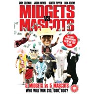 Produktbilde for Midgets Vs. Mascots (UK-import) (DVD)