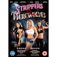 Strippers Vs Werewolves (UK-import) (DVD)