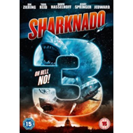 Sharknado 3 - Oh Hell No (UK-import) (DVD)