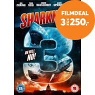 Produktbilde for Sharknado 3 - Oh Hell No (UK-import) (DVD)