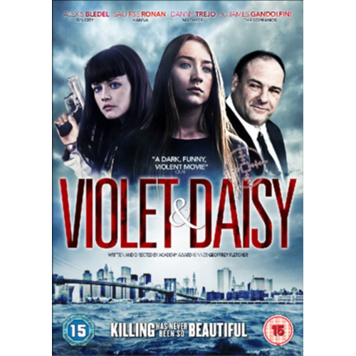 Violet And Daisy (UK-import) (DVD)