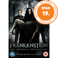 Frankenstein (UK-import) (DVD)
