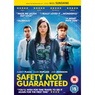 Safety Not Guaranteed (UK-import) (DVD)