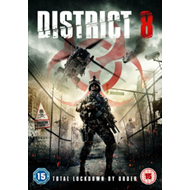 District 8 (UK-import) (DVD)