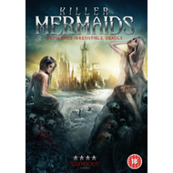 Produktbilde for Killer Mermaids (UK-import) (DVD)