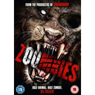 Produktbilde for Zoombies (UK-import) (DVD)