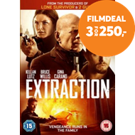 Produktbilde for Extraction (UK-import) (DVD)