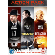 Produktbilde for Action Collection (UK-import) (DVD)
