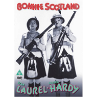 Laurel And Hardy: Bonnie Scotland (UK-import) (DVD)
