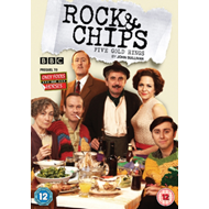 Produktbilde for Rock And Chips: Five Gold Rings (UK-import) (DVD)