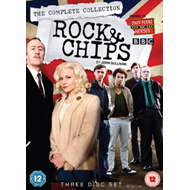 Produktbilde for Rock And Chips: Collection (UK-import) (DVD)